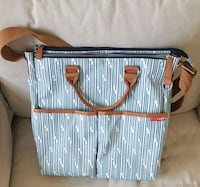 Skip Hop Grand Diaper Bag - Almost New Toronto, M2N 6H7