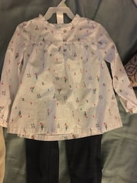 4T carters pant outfit  Goodlettsville, 37072