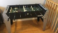 black and white foosball table Mississauga, L5M 8A6