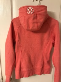 Pink and White Lulu Lemon Sweater Mississauga, L5N 1A5