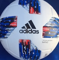 OFFICIAL SOCCER BALL SIZE 5 FIFA ARRPOVED NATIVO MLS  Alexandria