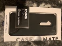 Case Mate Black Case OnePlus 7TPro 5G McLaren