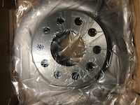 Dodge - Dart rear brakes and rotors Brampton