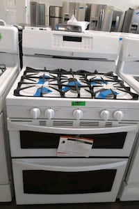 Kenmore stove gas new