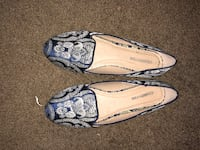 Women's blue flats  Greenville, 29617