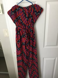 Jumpsuit,small size,excellent condition and quality. Vancouver, V6Z