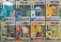 For Sale: Funko Pops (Prices FIRM) Richmond, V6Y 1X4