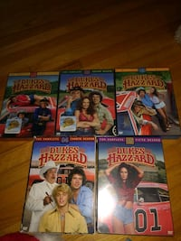 Series dukes of Hazzard 50 for all