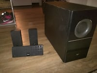 Surround sound speakers. Including subwoofer! Germantown, 20876