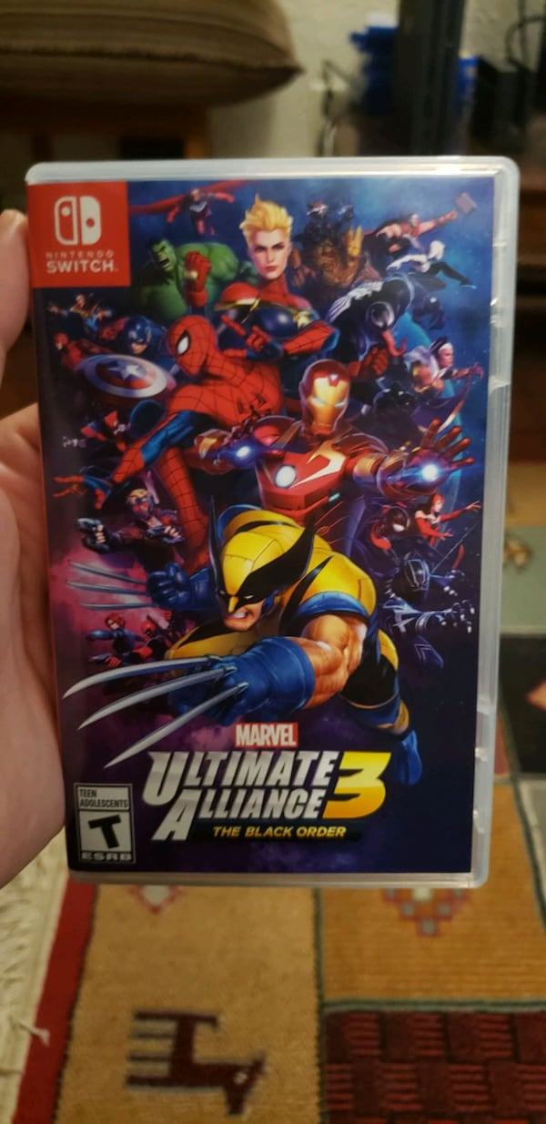 **Selling Marvel Ultimate Alliance 3** 8c0bc45c-d2b7-40a5-8e1d-b0f929533698