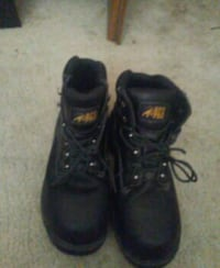Sfc professional grade slip resistant work boots