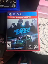 Sony ps3 need for speed game case Silver Spring, 20901