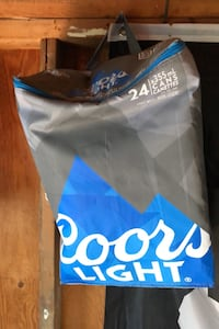 Coors lite cooler bag ! Great for camping and Atving  Trenton, K8V 4H8