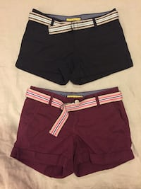 Black and burgundy  shorts Lake Oswego, 97034