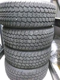 215-55-17snow tires Laurel, 20723