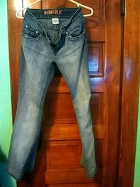 blue denim acid wash jeans Kansas City, 64111