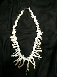 Coral necklace from Jamaica  Chico