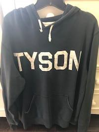 Root of Fight Mike Tyson Hoodie,  Size Large Buena Park, 90621