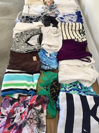 Women's shirts and blouses. 56 items. Dayton, 45440