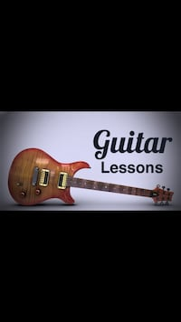 GUITAR LESSONS FOR CHEAP! 531 km