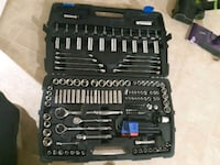 black and gray socket wrench set Calgary, T2E 1C9