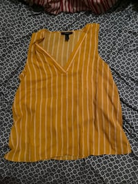 Forever 21 blouse size large