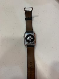 Stainless Steel Series 1. Leather bandsf included. 42MM Original Price paid $600 New York, 11372