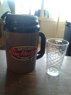 For The TIMMIES Lover. ...EUC