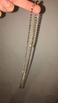 Plated Gold Chain!