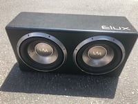 Subs, radio, and 300 watt amp Sioux Falls, 57104