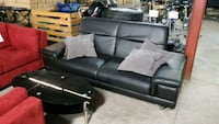 Leather love seat Mississauga, L4X 2X9