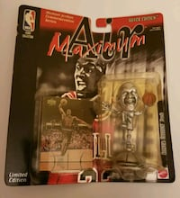 Michael Jordan Silver Edition Collectable  Tomball