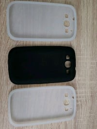 New 3 Silicon Cases for Samsung galaxy S3 GT-19300