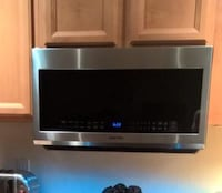 New Samsung stainless over the range microwave  Orlando, 32807