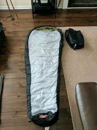Coleman sleeping bag Raleigh, 27604
