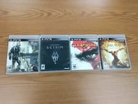 7 PS3 Games Bundle Washington