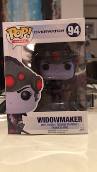 Funko Pop Widowmaker Overwatch Vaughan, L4H 2V6