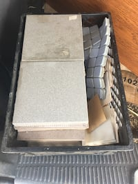 Crate full of miscellaneous/mixed tile Everett, 98203