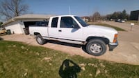 white extended cab pickup truck Hastings