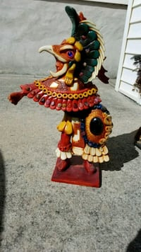 Mayan Art, Small Statues East Meadow, 11554