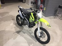 2018 Thumpstar - TSR-C 190cc Dirt Bike Brand new will trade Westford