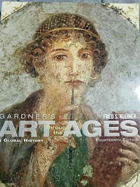 Art though Ages 14th Edition Bethesda, 20814