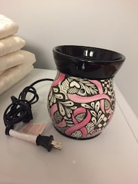 Ribbons of Hope Scentsy Wax Warmer