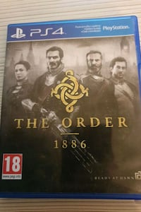 The Order 1886 ps4 playstation 4 Maslak, 34398