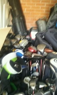 golf clubs various individual irons and sets Denver