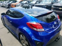 Hyundai - Veloster turbo ($1000 down) - 2013 Woodbridge