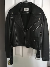 Real leather jacket  London