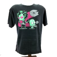 Mens L Invader Zim T Shirt Star Wars Mashup Han So Port Colborne, L3K 5V4