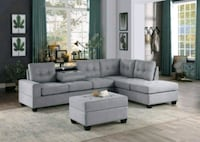 (SPECIAL ORDER) Gray Sectional Sofa  Pike Road, 36064