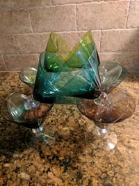Martini Glasses - Set of 8 Bradford West Gwillimbury, L3Z 0G3